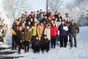 Zimný tábor 2017